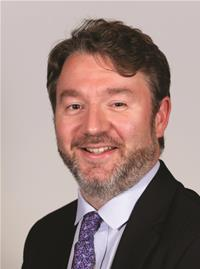 Profile image for Councillor Piers Thompson