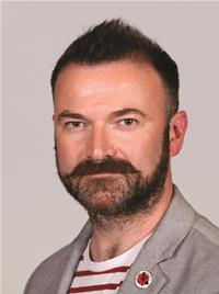 Profile image for Councillor Alex Paterson